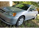 Lot: 101 - 2002 Honda Civic