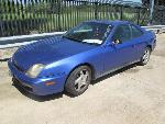 Lot: 1711950 - 2001 HONDA PRELUDE - STARTED - KEY*