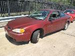 Lot: 1712311 - 2000 PONTIAC GRAND AM - KEY*