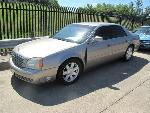 Lot: 1716288 - 2003 CADILLAC DEVILLE - STARTED - KEY*
