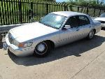 Lot: 1716463 - 2002 MERCURY GRAND MARQUIS