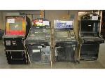Lot: 1 - (4) Gaming Machines - <BR><span style=color:red>THIS IS A RESTRICTED AUCTION</span>