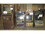 Lot: 4 - (4) Gaming Machines - <BR><span style=color:red>THIS IS A RESTRICTED AUCTION</span>