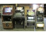 Lot: 5 - (4) Gaming Machines - <BR><span style=color:red>THIS IS A RESTRICTED AUCTION</span>