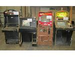 Lot: 6 - (4) Gaming Machines - <BR><span style=color:red>THIS IS A RESTRICTED AUCTION</span>