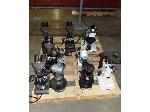 Lot: 02-19003 - (9) Microscopes