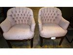 Lot: 02-19022 - (2) Chairs
