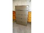 Lot: 02-19048 - Lateral File Cabinet