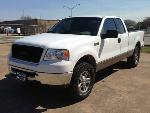Lot: 416 - 2006 FORD F150 PICKUP