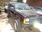 Lot: 09 - 1996 Jeep Cherokee SUV