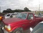 Lot: 11 - 1995 Ford F150 Pickup