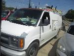 Lot: 12 - 2001 Chevy Van