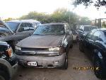 Lot: 21 - 2003 Chevy Trailblazer SUV