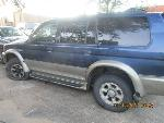 Lot: 25 - 1999 Mitsibishi Montero SUV
