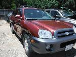 Lot: 05-893834 - 2005 HYUNDAI SANTA FE SUV