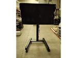 Lot: 1632 - Samsung Plasma Screen & Rolling Stand