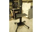 Lot: 1641 - Rolling TV Stand