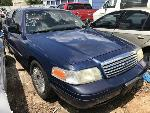 Lot: 222036 - 2003 FORD CROWN VICTORIA