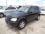 Lot: 1-104311 - 2000 Mercedes-Benz ML320 SUV