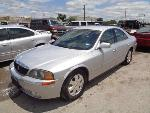 Lot: 9-102531 - 2002 Lincoln LS