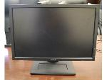 Lot: 29 - (3) Printers & Dell Monitor
