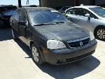 Lot: A5896 - 2008 Suzuki Forenza - Runs
