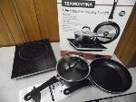 Lot: A5904 - Tramontina Induction Cooking System