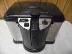 Lot: A5914 - Working Oster Stainless Steel Fryer