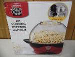 Lot: A5935 - Stir Crazy Popcorn Machine