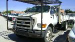 Lot: 117-FORT WORTH - 2004 FORD F650SD TRUCK