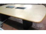 Lot: 01 - (4) Tables, Chairs & Reference Books