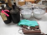 Lot: 04 - Lab Equipment: Test Tubes, Bottles, Vials
