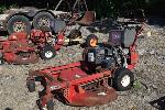Lot: 02 - Toro Walk Behind Mower
