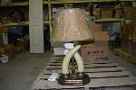 Lot: 25 - Decorative Lamp