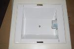 Lot: 34 - (8) Bathroom Exhaust Fans With Lights