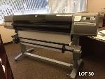 Lot: 30.WL1 - HP DesignJet 5500ps Plotter