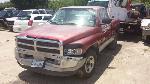 Lot: 80659 - 1998 Dodge Ram Pickup