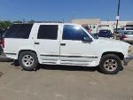 Lot: B705240 - 1998 CHEVROLET TAHOE SUV