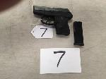 Lot: 7 - Keltec .32 Handgun