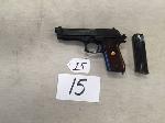 Lot: 15 - Taurus PT9 9mm Handgun