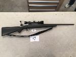 Lot: 17 - Savage Model 110 .243 Rifle
