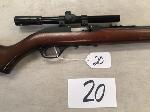 Lot: 20 - Marlin Model 70 HC .22 Rifle