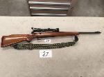 Lot: 27 - Sears Model 53 30-16 Rifle