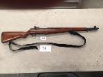 Lot: 31 - Springfield Armory M1 Garand Rifle