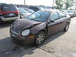 Lot: B706115 - 2005 Dodge Neon