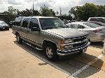 Lot: 17-1361 - 1999 CHEVROLET SUBURBAN SUV