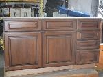 Lot: 84 - Cabinet With Top