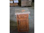 Lot: 85 - Cabinet With Top