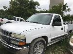 Lot: 24 - 2002 CHEVROLET SILVERADO 1500 PICKUP