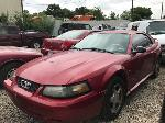 Lot: 40 - 2003 FORD MUSTANG